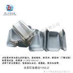 環保鋁箔餐盒/鋁箔容器 0.06-0.1mm