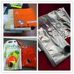 液体盒中袋纯铝无菌红酒包装袋