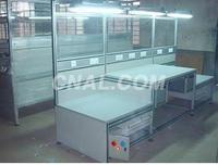 铝合金工作台流水线型材开模挤压