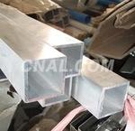 现货铝方管 专用订做铝方管