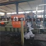 铝排挤压生产线