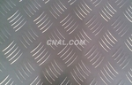 壓花鋁板,防滑鋁板,五條筋鋁板