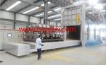 制造各種型號的鋁合金電纜退火爐
