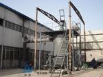 1.8米环保工业单段煤气发生炉设备