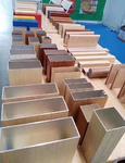 铝合金方管铝材木纹方通铝型材