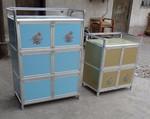 铝合金餐边柜厨房橱柜储物柜茶水柜