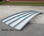 游泳馆钢架屋顶屋面维修改造
