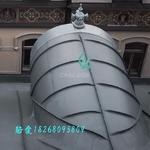 25-430型铝镁锰钛锌板直立锁边板