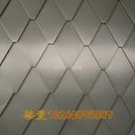 铝镁锰 钛锌板菱形屋面平锁扣板