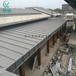 鈦鋅板金屬屋面 水墨黑鈦鋅合金板