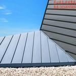VMZINC钛锌金属屋面板 钛锌板厂