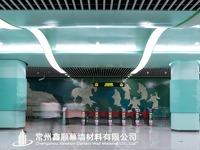 常州鑫顺幕墙彩绘铝单板厂家直销