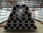 辦公隔斷鋁型材定制