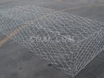 河道金属网箱|矽胶包塑石笼网