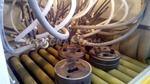 吉川鋁型材擠壓模具噴砂機