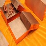 日本W70凸焊電極用鎢銅板