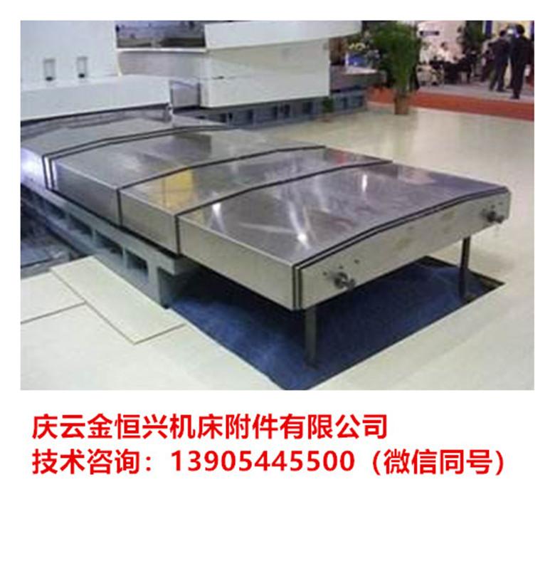 【日本馬扎克HORIZONTAL CENTER機床導軌伸縮護板】