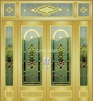 高檔門窗型材彩色氧化