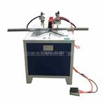 晶鋼門45度90度鋁型材切割機