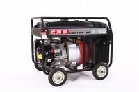 柴油发电机带300A汽油发电焊机