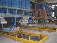 青V法造型工藝生產線 青島消失模鑄造生產線 青島粘土砂生產線