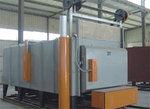 供应950度台车式热处理炉105KW