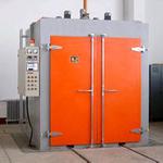精密热风循环箱式铝合金时效炉