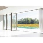 遵義客廳重型折疊門 高溫不易變形