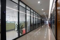 徐州玻璃隔断 铝材玻璃隔墙 最低价