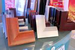 木纹铝型材|喷涂铝材加工|铝门型材
