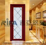 鋁合金門窗|平開門型材|鋁門型材