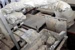 重熔用鋁錠機器人除渣/打渣設備