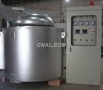 250kg坩鍋熔鋁爐 熔煉保溫爐
