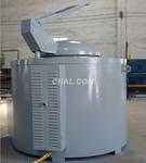 500电阻式熔铝炉
