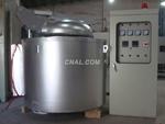 800公斤坩埚式熔铝炉