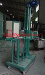 常用常规版移动式铝水净化处理机器
