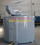 350公斤鋁合金熔煉保溫爐
