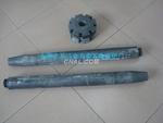 石墨棒及轉鋁液除氣機專用配件