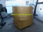300公斤装载量天然气熔铝炉