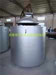 电热式熔化炉 熔铝炉