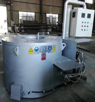 铝合金压铸熔铝炉 燃气式熔铝炉