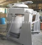 供應節能燃氣翻轉式熔鋁爐/坩堝爐
