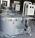深圳節能坩堝燃氣熔鋁爐廠家