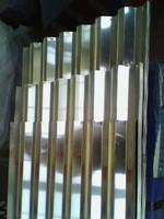 建筑屋面波纹铝板,瓦楞铝板