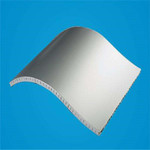 厂家直销环保蜂窝铝板 隔热铝蜂窝板