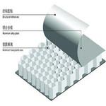 濟南廠家生產定制鋁蜂窩復合板 隔斷蜂窩板
