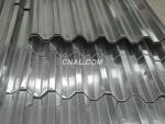 供应各种型号1060波纹板/瓦楞铝板/压型铝板