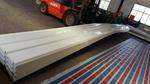 瓦楞鋁板  壓型鋁板  白色彩涂