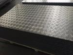花纹铝板  五条筋防滑铝板2mm