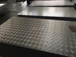 五条筋防滑铝板  花纹板现货